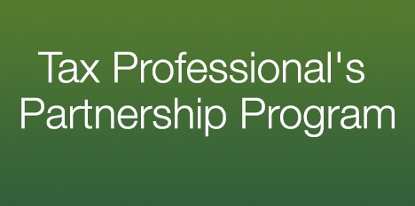 Tax Professional's Partnership Program